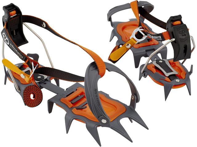 Climbing Technology Nuptse Evo Semiautomatic Crampons grey